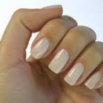 Полировка ногтей дома