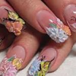 Виды дизайна ногтей