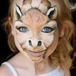 Боди-арт для детей или как стать героем из волшебной сказки на один день