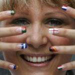 Маникюр ЕВРО 2012